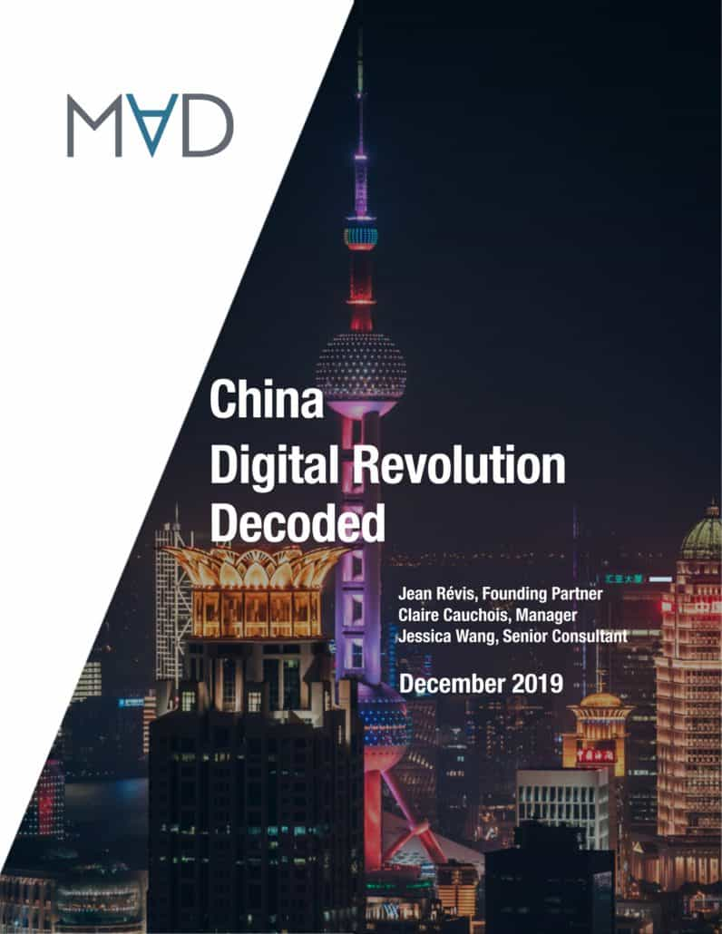 China Digital Revolution Decoded